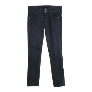 Mango Dark Blue Pants