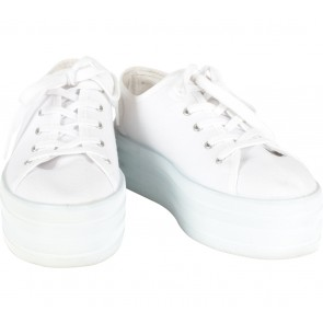 Pull & Bear White Sneakers