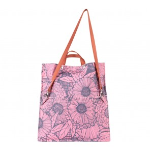 Tulisan Pink And Dark Blue Sling Bag