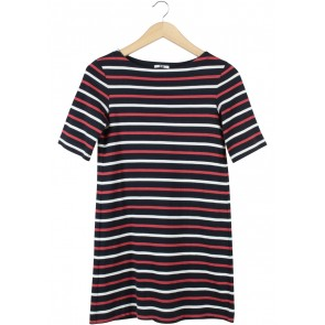 UNIQLO Multi Colour Striped Mini Dress