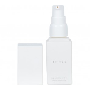 Three  Balancing White Clear Essence Faces