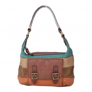 Fossil Multi Colour Shoulder Bag