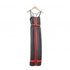 River Island Multi Colour Long Dress