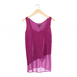 Mango Purple Sleeveless