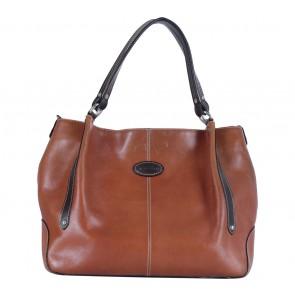 Tod´s Brown Leather Handbag