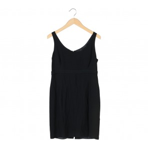Country Road Black Mini Dress