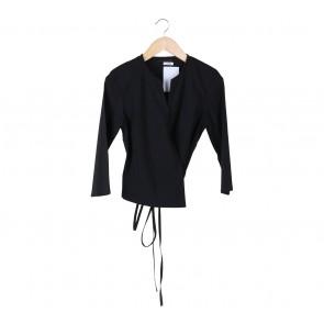 Cue Black Outerwear