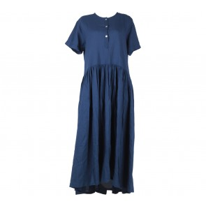 Dark Blue Long Dress