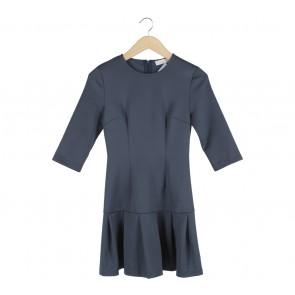 Love, Bonito Dark Blue Mini Dress