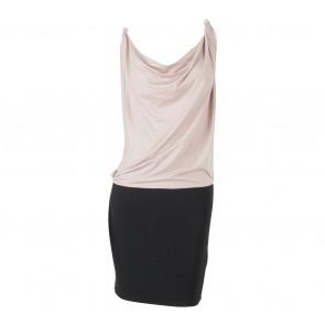 Sportsgirl Cream And Black Mini Dress