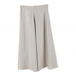 Topshop Gold Skirt