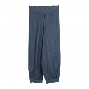 Tulisan Dark Blue Pants