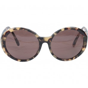 Coach Brown Leopard Sunglasses