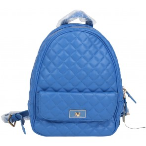 Charles and Keith Blue Backpack