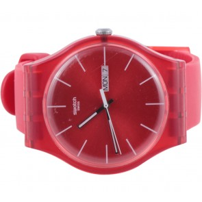Swatch Red Watch