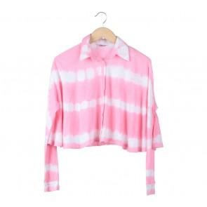 Dian Pelangi Pink Shirt