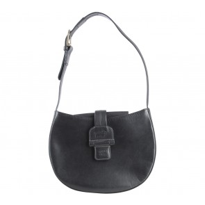 Braun Buffle Black Shoulder Bag