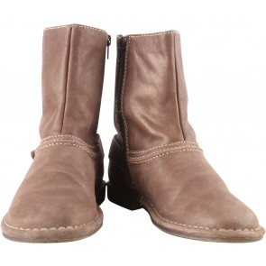 Hush Puppies Brown Boots