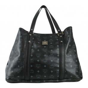MCM Black Shoulder Bag