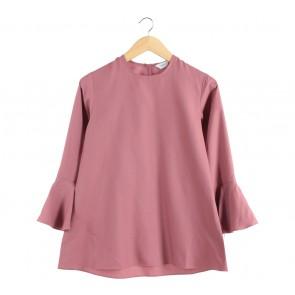 Maja Pink Blouse