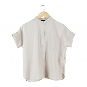 ATS The Label Cream Shirt
