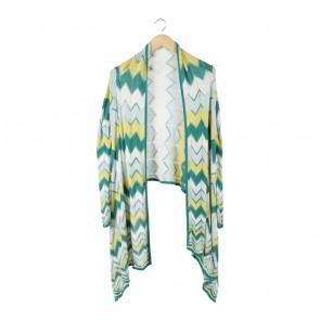 BCBG Maxazria Multi Colour Knit Cardigan