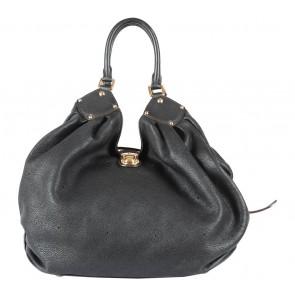 Louis Vuitton Black Perforated Shoulder Bag