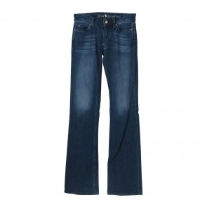 M.i.h Jeans Blue Flare Denim Pants