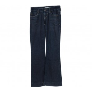 Zara Blue Flare Jeans Pants