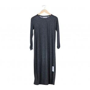 Pull & Bear Grey Long Dress