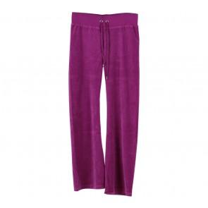 Bebe Purple Velvet Pants