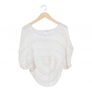 Zara White Crochet Others