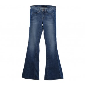 J Brand Blue Pants
