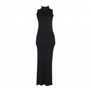 Zara Black Glittery Long Dress