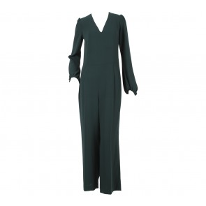 Zara Dark Green Jumpsuit