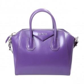 Givenchy Purple Tote Bag