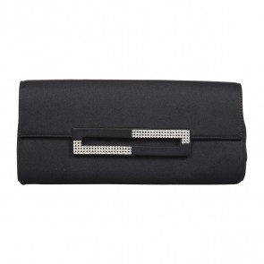 Rodo Black Clutch