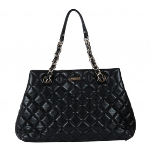Kate Spade Black Quilted Shoulder Bag