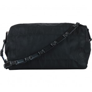 Prada Black Canvas Clutch
