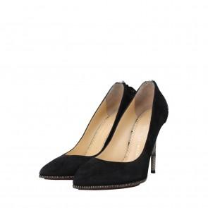 Charlotte Olympia Black Heels