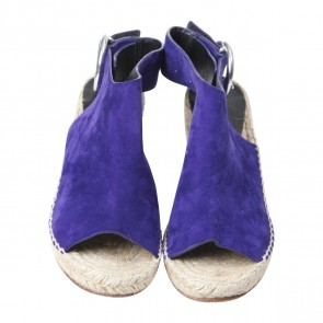 Cline Purple Sandals