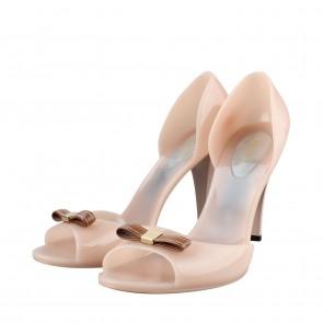 Furla Nude Sandals