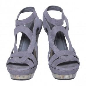 Jil Sander Grey Sandals
