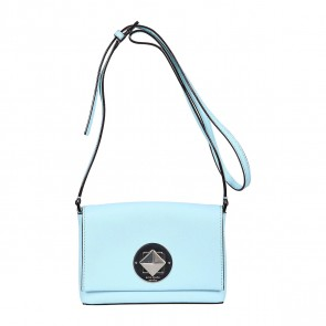 Kate Spade Blue Newbury Lane Sally Sling Bag