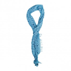 Marc By Marc Jacobs Blue Scarf