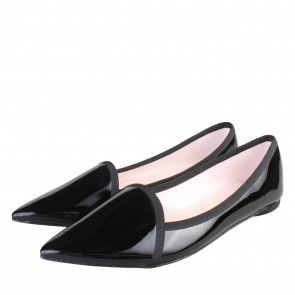 Repetto Black Flats