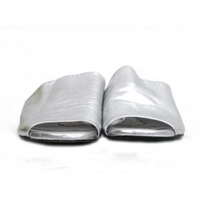 Robert Clergerie Silver Sandals