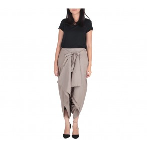 Beatrice Clothing Brown Cullote Pants