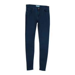 Mango Dark Blue Pants