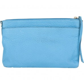 Fossil Blue Sling Bag